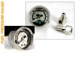 ADD fuel pressure liquid filled gauge