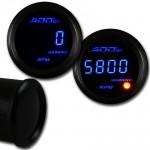 ADD W1 Blue Digital Tachometer Rpm Gauge