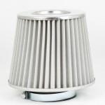 """Air Filter 3"""" Inlet  Stainless air intake filter Universal"""