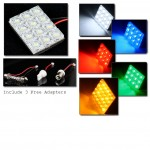 12 flux led panel