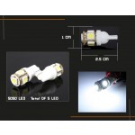 T10 5050 smd bulb