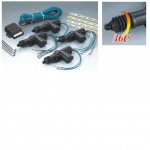 Power Door Lock 4 Actuator Kit