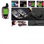 Spy 2 Way Motorcycle Alarm remote start proximity radar sensor